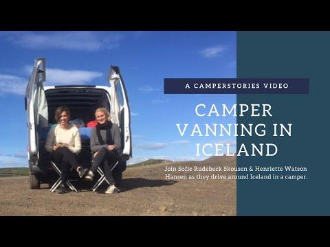Camper Vanning in Iceland - CamperStories