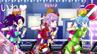 Sion Todo  - (Pripara) - Pripara(プリパラ) Game Play - ぱぴぷぺ☆POLICE! (Yoru + Sion, Dorothy)