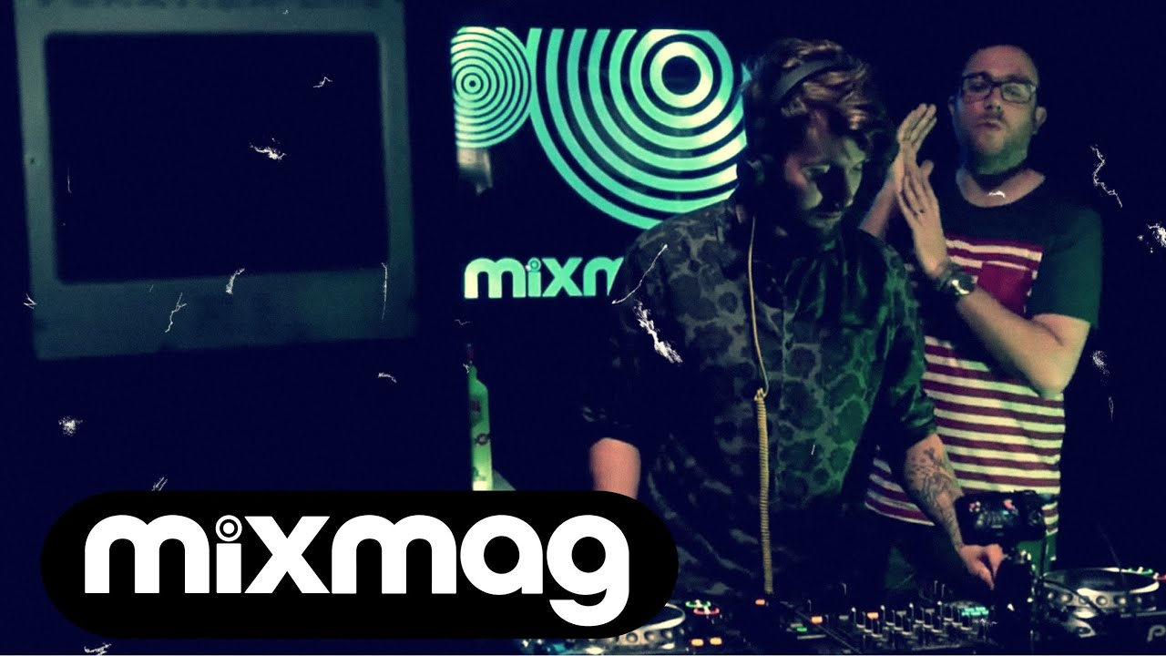 Shadow Child & Ben Pearce - Live @ Mixmag Lab LDN 2014