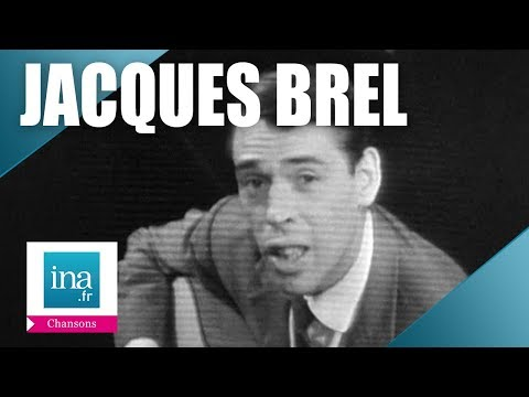 "Jacques Brel ""Le Plat Pays"" 