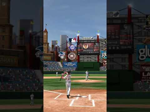 Vidéo MLB Tap Sports Baseball 2019