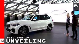2019 BMW X5 Unveiling