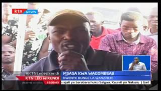 Wagombeaji wa kaunti ya Kajiado wafanyiwa mchujo katika bunge la wananchi eneo la Kitengela