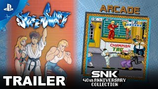 SNK 40th Anniversary Collection - Street Smart & Prehistoric Isle in 1930   PS4