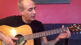 Tell Me What You See - guitar lesson - Beatles