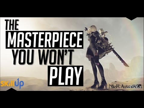Nier: Automata Review | The Masterpiece You (Probably) Won't Play