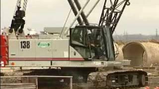 Crawler Crane Introduction
