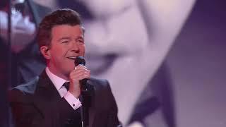 """Rick Astley """"Beautiful Life"""" The Royal Variety Performance 2018"""