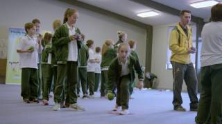 Jr. Jack Attack - A great way for school children to enjoy bowls through Sporting Schools