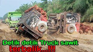 Seconds Palm truck upside down ... !!!