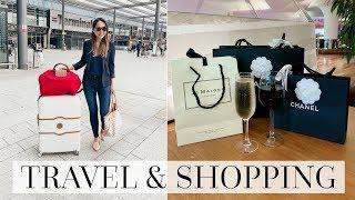Luxury Travel & Shopping At Chanel! | London To Vegas