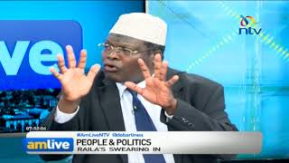 This man Miguna Miguna - VIDEO