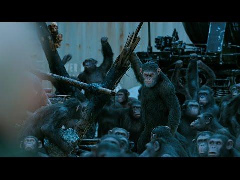 """Segundo tráiler en español de """"La guerra del planeta de los simios"""""""