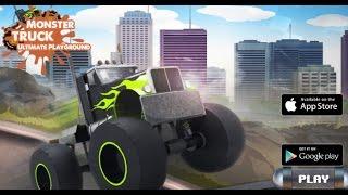 Monster truck Ultimate / Машинка монстр-трак