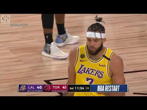 Marc Gasol Full Play vs Los Angeles Lakers | 08/01/20 | Smart Highlights