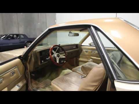 Video of '85 El Camino - L0WD
