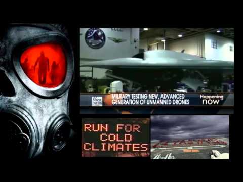 卐 UAV-UFO Connection: The 卐Zombie Cover-up 卐