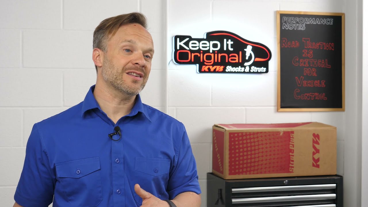KYB TV Episode 4: The Best Strut Assembly Is Worry Free