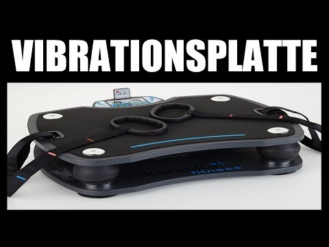► DAS BESTE VIBRATIONSGERÄT ZUM ABNEHMEN ★ Sportstech Vibrationsplatte VP300 Test, JuFit Vibration