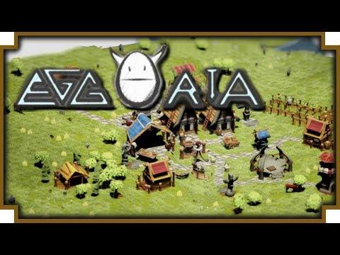 Eggoria - (Nomadic Colony Builder Game)