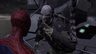 Spider-Man 3: The Video Game - Walkthrough Part 36 - Scorpion Part 2: Mind Control