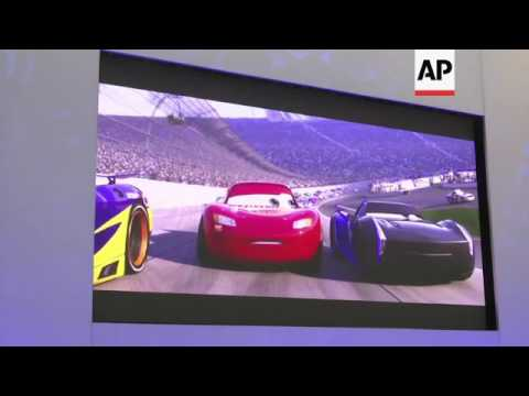 Creators Talk 'Cars 3' Movie at Mich. Auto Show