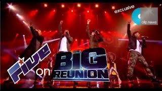 Five - We Will Rock You/ Everybody Get Up (Big Reunion Tour)