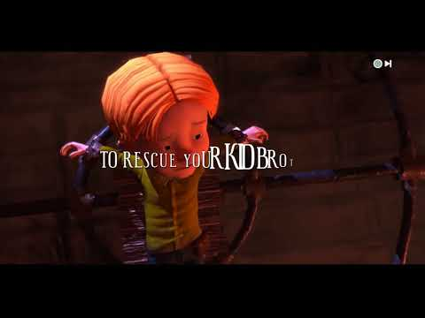 Видео № 1 из игры Max: The Curse of Brotherhood (код загрузки) [NSwitch]