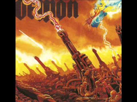 Demon - Time Has Come by Demon (Full-Version Orig.Vinyl) online metal music video by DEMON