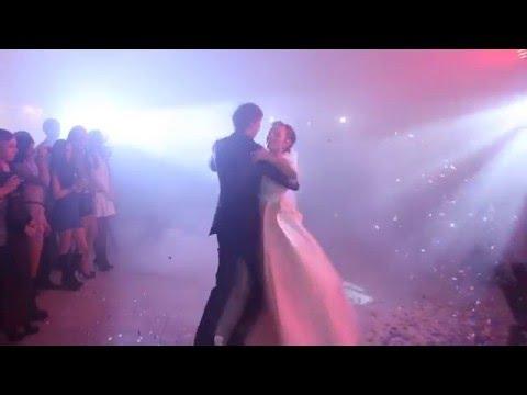 Постановка першого весільного танцю, відео 2