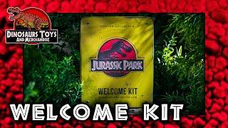 JURASSIC PARK Welcome Kit von Doctor Collector Review [Deutsch/German]