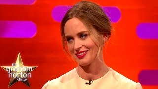 Emily Blunt's Baby Constantly Gets Complimented | The Graham Norton Show