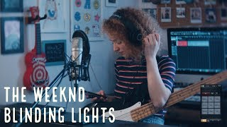 The Weeknd   Blinding Lights (cover By Jessiah)