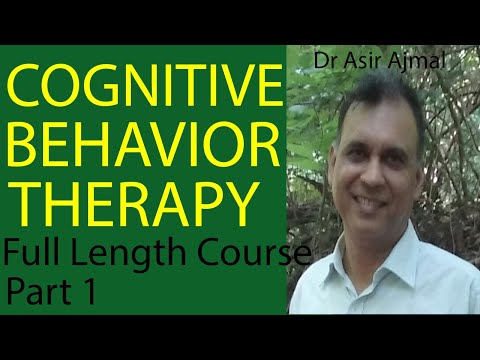 Cognitive Behavioral Therapy Course CBT in Urdu Hindi Part 1 ...