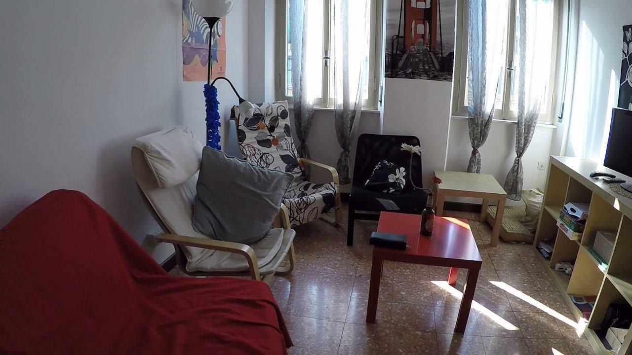Stanze in affitto per donne in un luminoso appartamento con 3 camere da letto