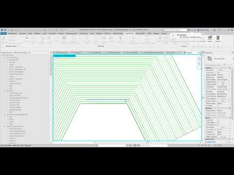 CADS RC3D for Revit - Join Rebar By Moving