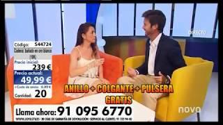 Joyas TV, 2.9.2017. - Agustín, Diana, Victoria