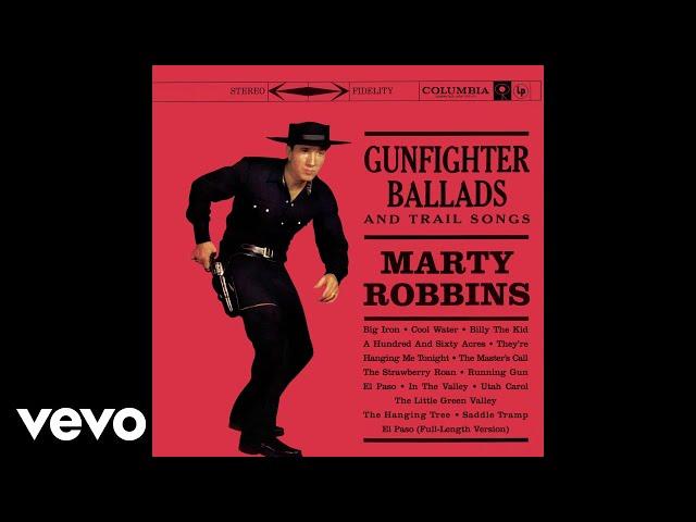 Marty Robbins - Big Iron (Audio)