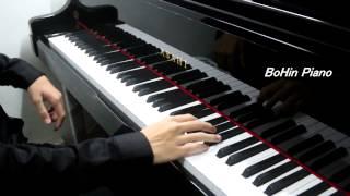 (V.K.克)Yawning Lion-BoHin Piano