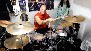 Anthrax--Finale--Strinidrums Cover--22 May 2012.wmv