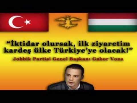Download Gábor Vona - Türk Macar TURAN Dostluğu HD Mp4 3GP Video and MP3
