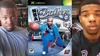 THAT'S GON HURT!! - NBA Ballers (Xbox)   #ThrowbackThursday ft. Juice