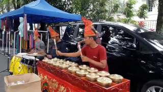 Ayam Den Lapeh - Musik Talempong Padang
