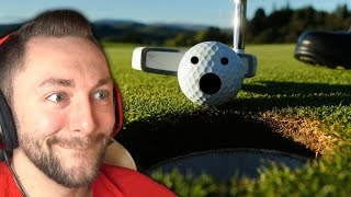 ONE SHOT FROM GREATNESS! | Golf It #2