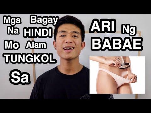 Mga Bagay Na HINDI Mo Alam Tungkol Sa ARI Ng BABAE