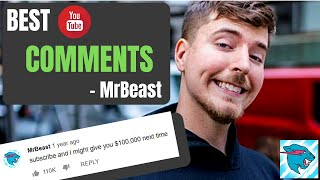 TOP COMMENTS - MrBeast