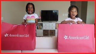 We Got American Girl Dolls💖