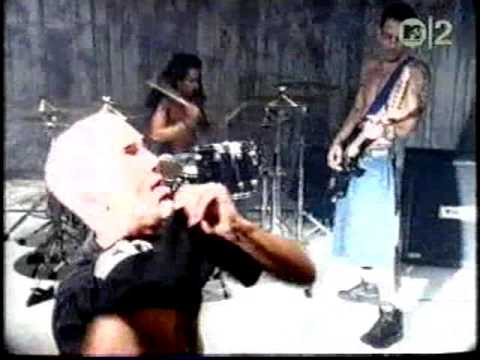 Electric Love Hogs - Tribal Monkey online metal music video by ELECTRIC LOVE HOGS