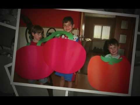 Disfraz Frutas - Fruit Costume - Fruits costumes - 服裝果