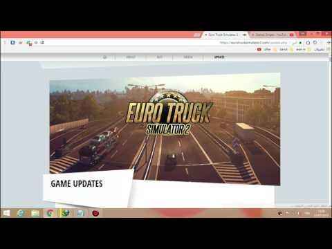 Euro Truck Simulator 2 1  28  13 crack Free - игровое видео